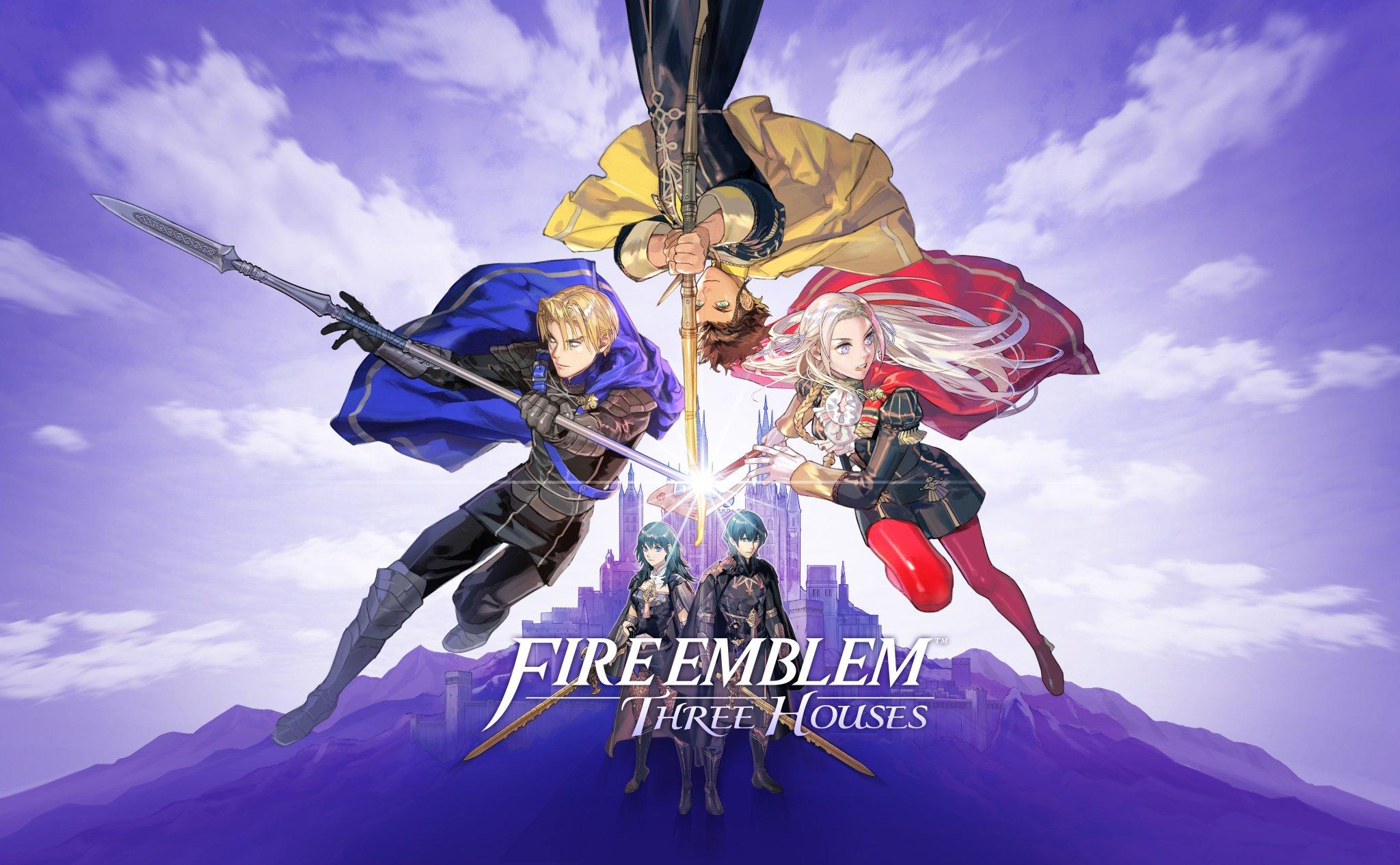 Expansion Pass do Fire Emblem: Three Houses ujawniony