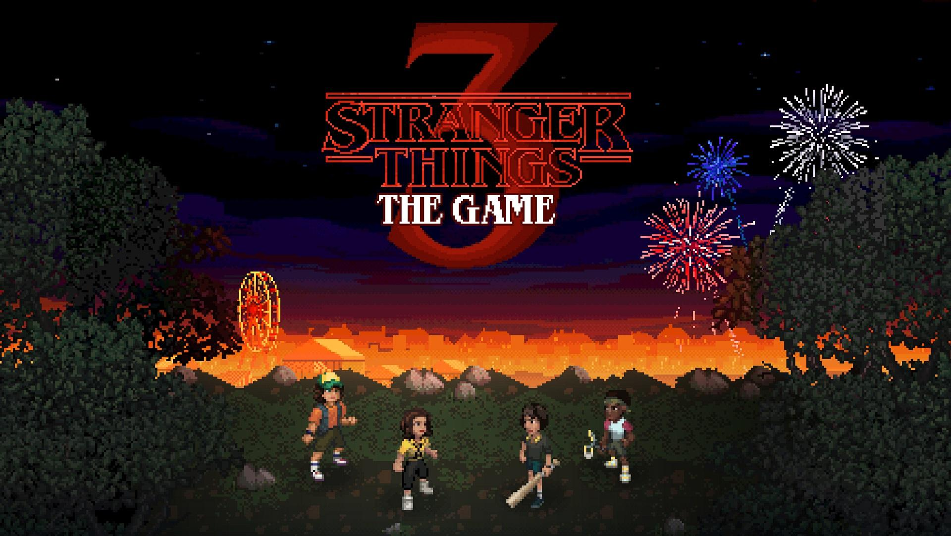 Dziś premiera: Stranger Things 3: The Game